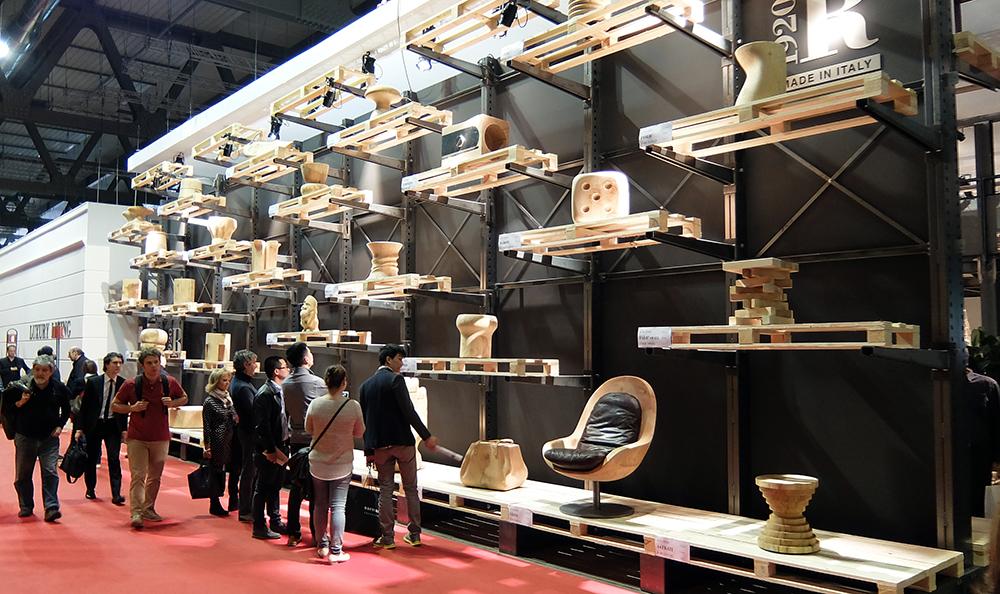 Salón del Mueble de Milán 2015, parte 1