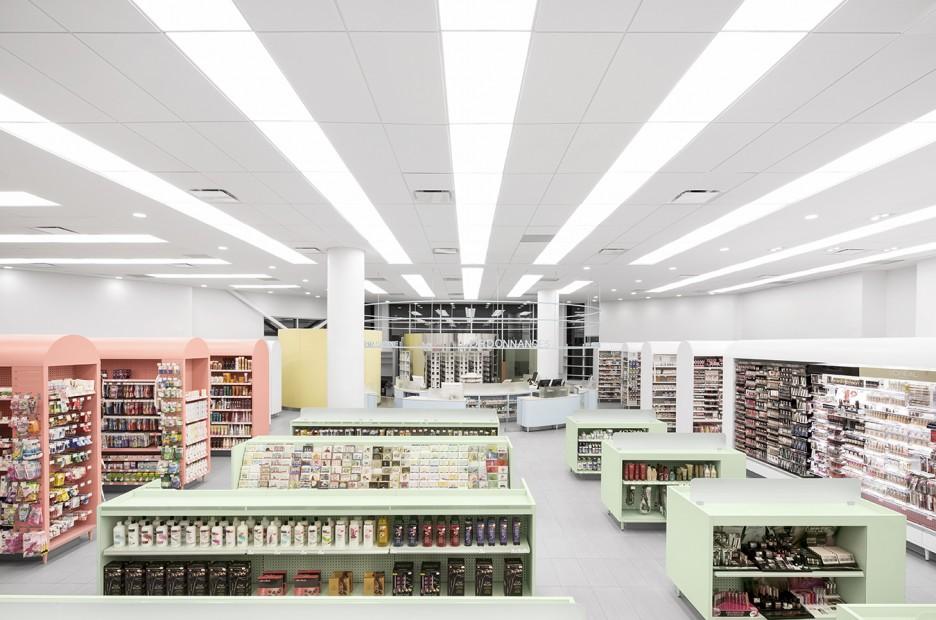 Farmacia-clínica-Uniprix-montreal-diseño-jean-lessard-5