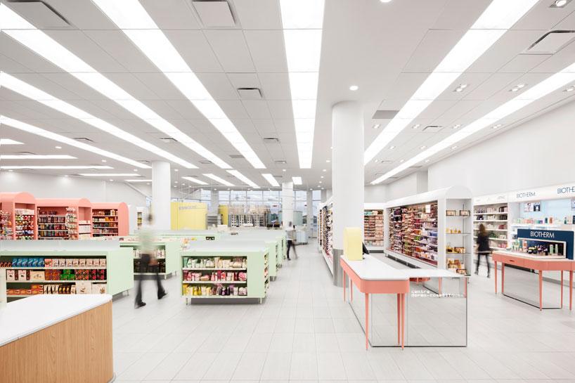 Farmacia-clínica-Uniprix-montreal-diseño-jean-lessard-7