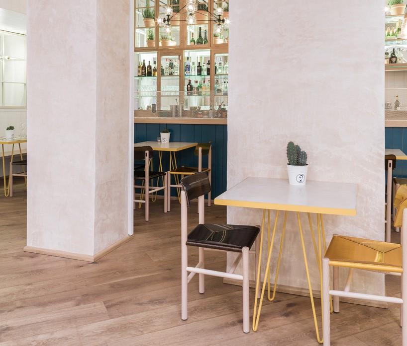 Restaurante El Pintón en Sevilla, diseño de Estudio Lucas y Hernández-Gil 10