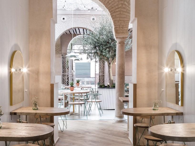Restaurante El Pintón en Sevilla, diseño de Estudio Lucas y Hernández-Gil 3