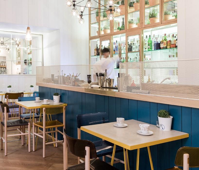 Restaurante El Pintón en Sevilla, diseño de Estudio Lucas y Hernández-Gil 9