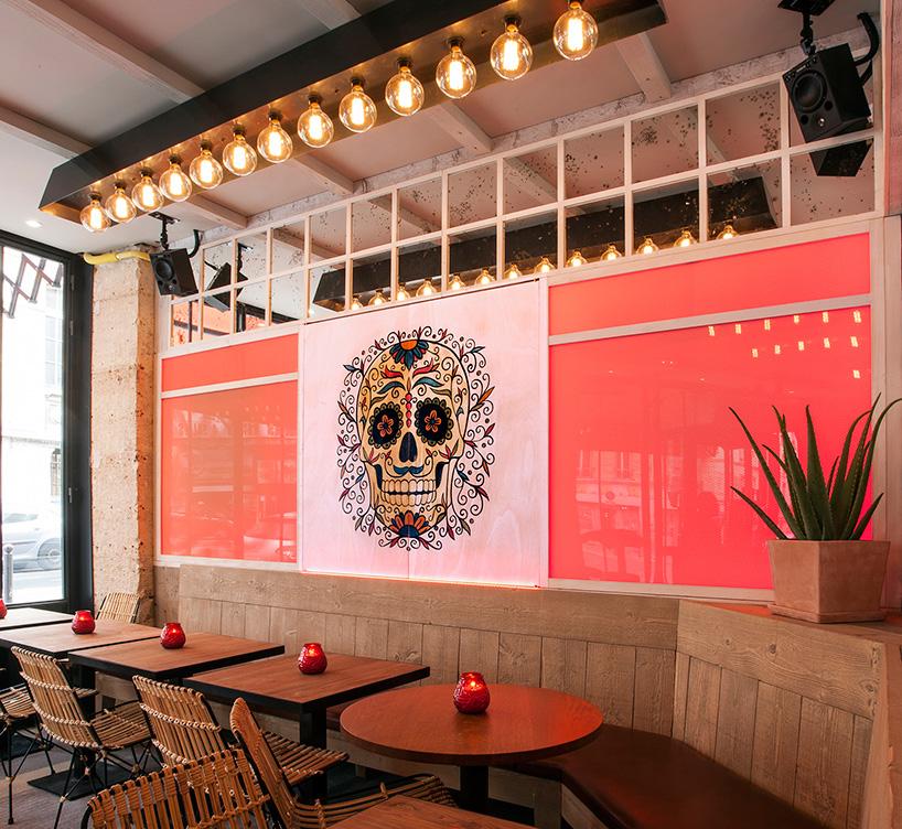 Bar de copas La Mère Pouchet en París diseñado por Michael Malapert 3