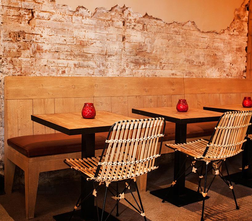 Bar de copas La Mère Pouchet en París diseñado por Michael Malapert 6