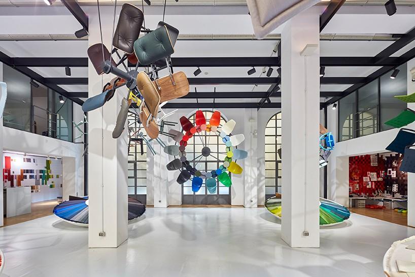 Instalación de Hella Jongerius para Vitra en la Semana del Diseño de Milán 2016