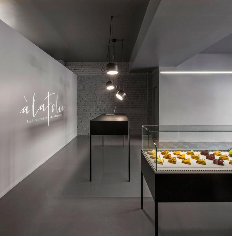 Pastelería À La Folie-Montréal-Diseño-Atelier Moderno-1