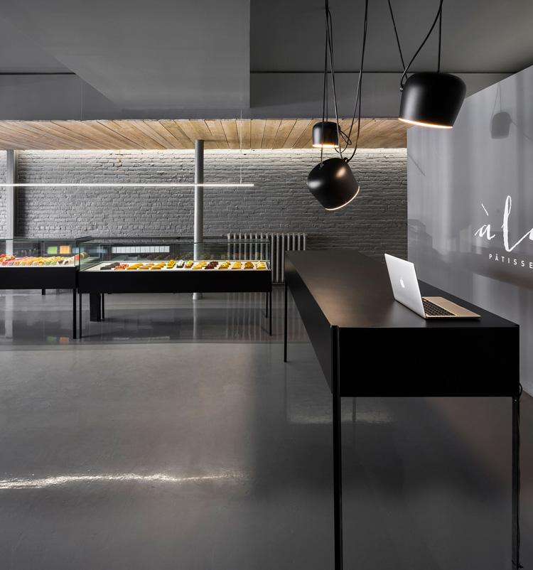 Pastelería À La Folie-Montréal-Diseño-Atelier Moderno-9