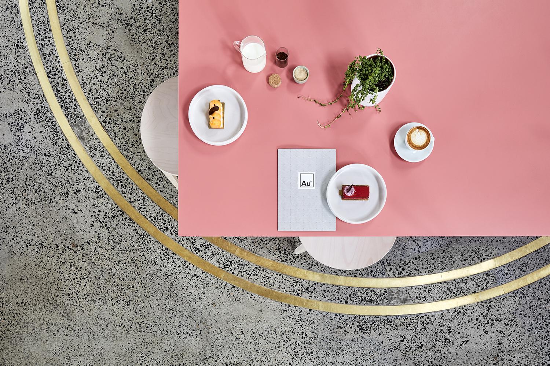 Au79 Café en Melbourne por Mim Design