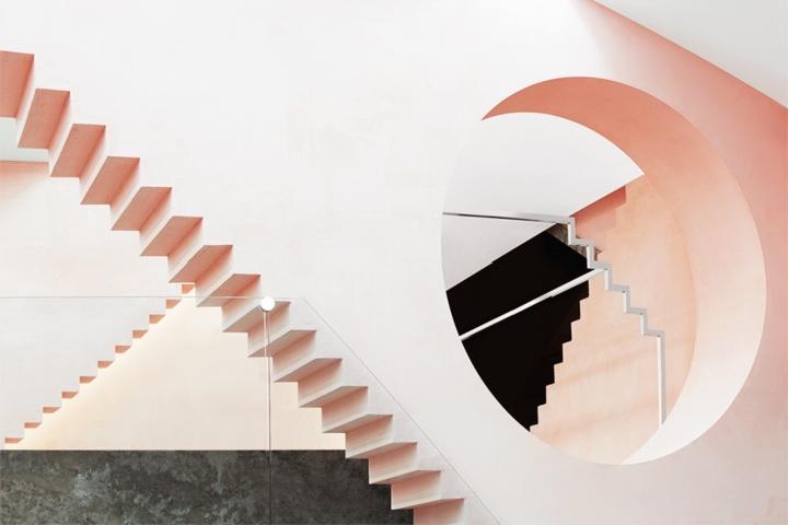 Anagrama diseña tienda Novelty en Nueva York